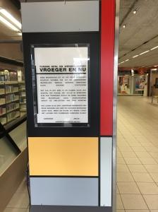 Mondriaan gedicht bibliotheek