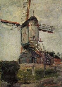Mondriaan molen Heeswijk