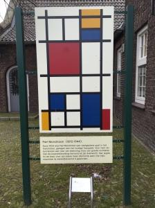 Mondriaan monument