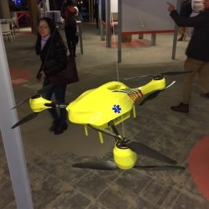 Foto Ambulance Drone